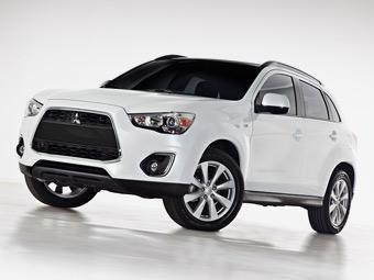 Компания Mitsubishi освежила вседорожник ASX