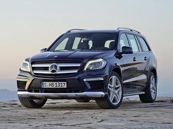 Mercedes-Benz наделил новый GL-Class комфортом седана S-Class