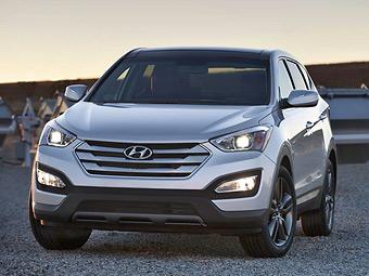 Новый Hyundai Santa Fe стал семиместным