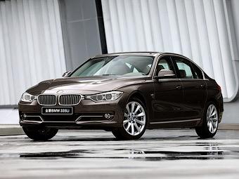 """Для китайцев BMW удлинит """"трешку"""" на 11 сантиметров"""