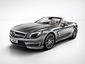 AMG отпразднует юбилей эксклюзивной партией Mercedes-Benz SL 65 AMG