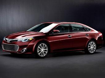 """""""Тойота"""" уменьшила в размерах флагманскую модель для США"""