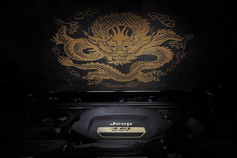 В Пекине покажут версии седана Chrysler 300C и Jeep Wrangler. Фото 3
