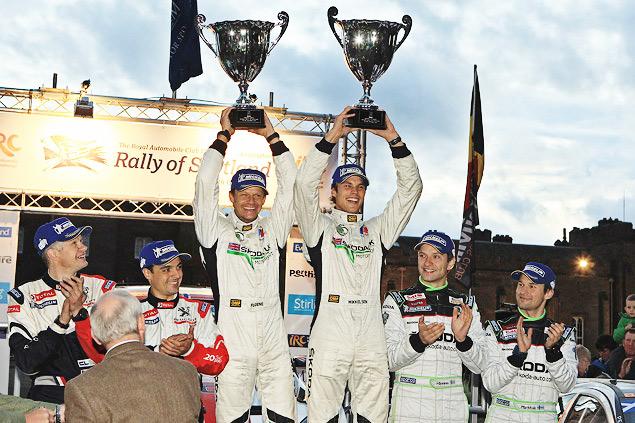 """""""Мотор"""" расспросил главу Skoda Motorsport о том, почему """"Шкода"""" вдруг осталась без соперников. Фото 2"""