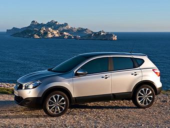 В России начнут собирать Nissan Qashqai нового поколения