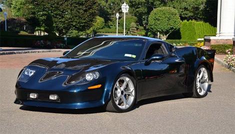 Компания Alessi выпустит 50 экземпляров 600-сильного купе. Фото 1