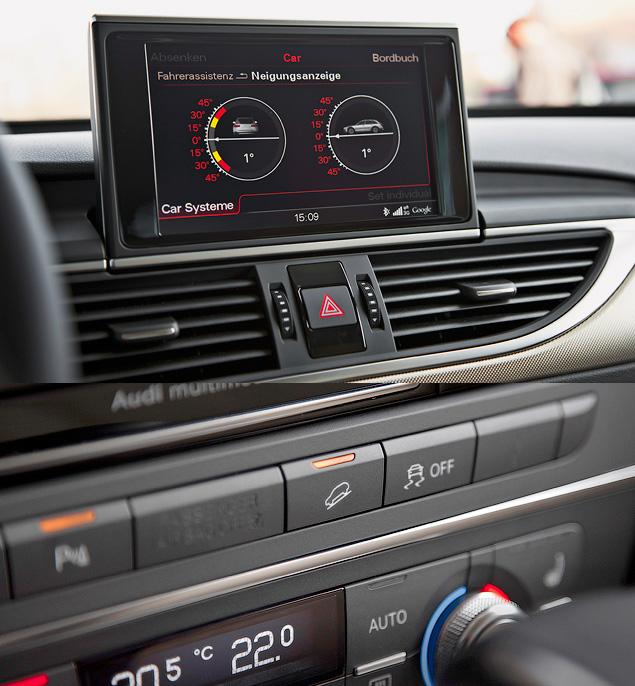 Примеряем Audi A6 Allroad и A8 Hybrid к нашим дорогам. Фото 3