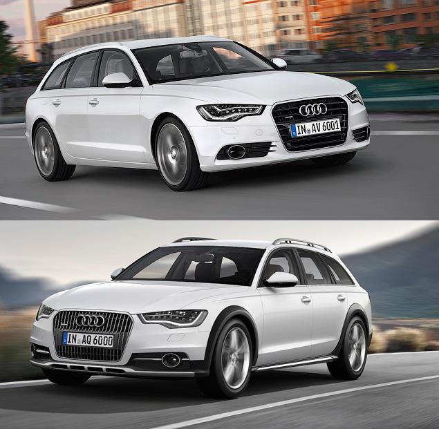 Примеряем Audi A6 Allroad и A8 Hybrid к нашим дорогам. Фото 4