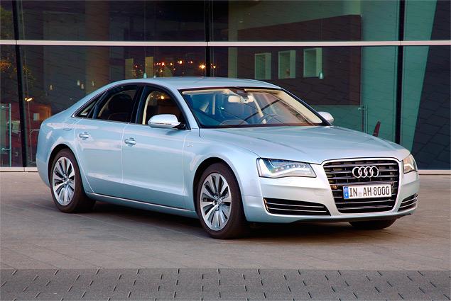 Примеряем Audi A6 Allroad и A8 Hybrid к нашим дорогам. Фото 7