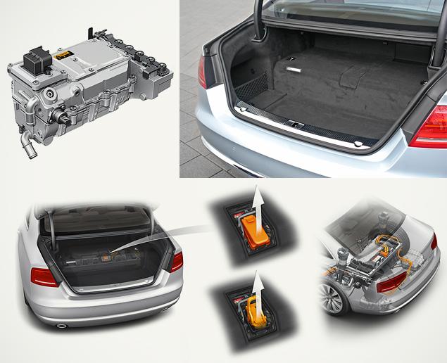 Примеряем Audi A6 Allroad и A8 Hybrid к нашим дорогам. Фото 8