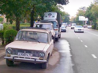 "Половина легковушек в России - ниже стандарта ""Евро-2"""