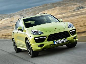 Компания Porsche заполнила нишу между внедорожниками Cayenne S и Turbo
