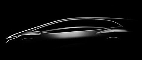 На моторшоу в Китае компания представит концептуальный седан и хэтчбек