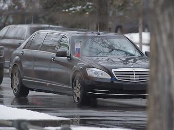 Президенту подберут лимузин российского производства