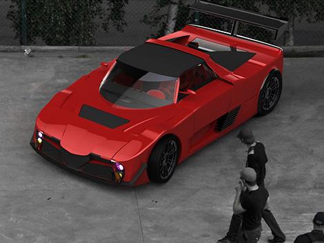 В 2013 году в серию будет запущен спортивный автомобиль на агрегатах GM
