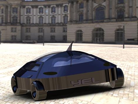 В 2013 году в серию будет запущен спортивный автомобиль на агрегатах GM. Фото 1