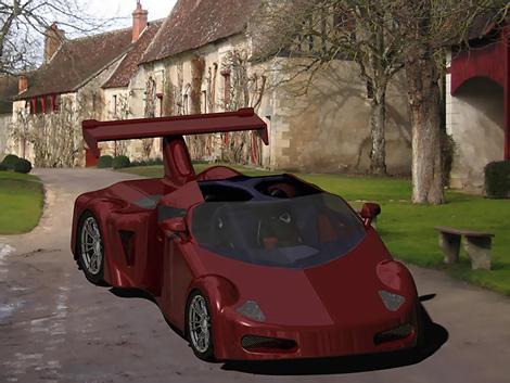 В 2013 году в серию будет запущен спортивный автомобиль на агрегатах GM. Фото 2