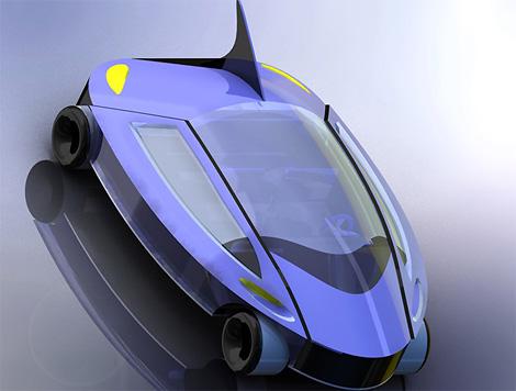 В 2013 году в серию будет запущен спортивный автомобиль на агрегатах GM. Фото 3