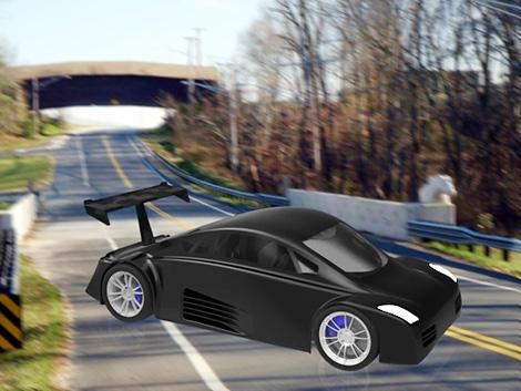 В 2013 году в серию будет запущен спортивный автомобиль на агрегатах GM. Фото 4