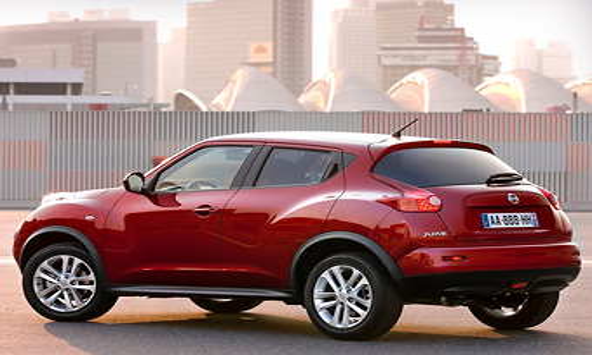 Британцы выбрали Nissan Juke самым технологичным автомобилем