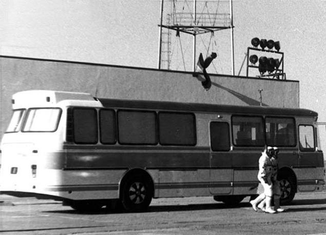 Какой транспорт возил Юрия Гагарина. Фото 1