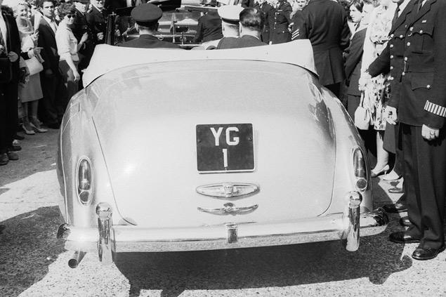 Какой транспорт возил Юрия Гагарина. Фото 7
