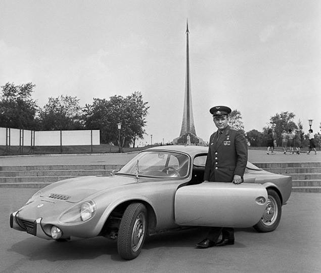 Какой транспорт возил Юрия Гагарина. Фото 9