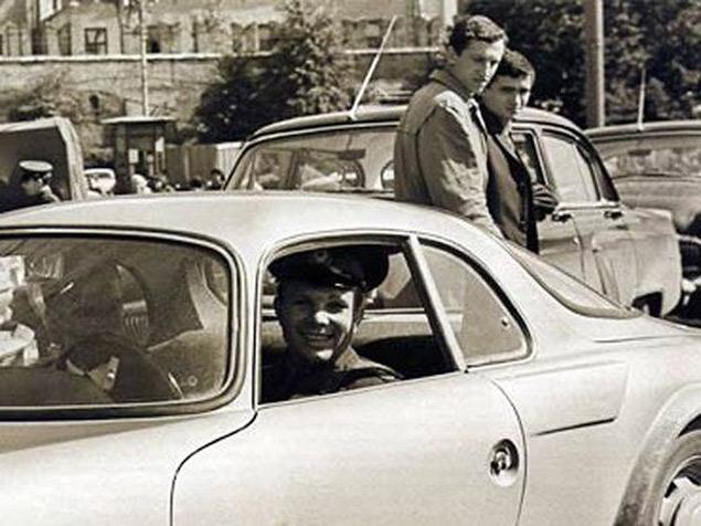 Какой транспорт возил Юрия Гагарина. Фото 10