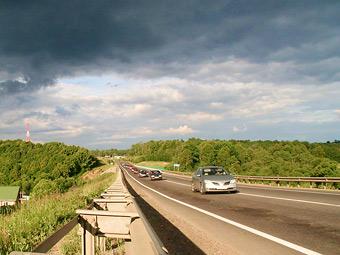 В Москве появится еще одно бессветофорное шоссе
