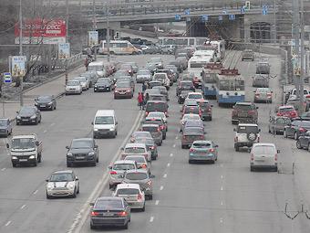 Автомобили будут передвигаться по Москве в три раза быстрее