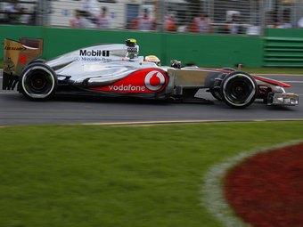 В Шанхае стартовал третий этап Формулы-1