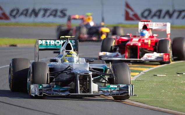 Почему воздуховоды болидов Mercedes испугали конкурентов. Фото 3