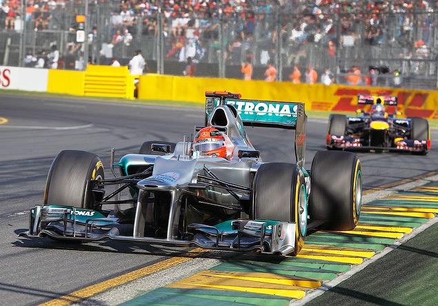 Почему воздуховоды болидов Mercedes испугали конкурентов. Фото 4