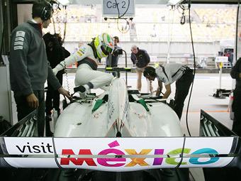 Команда Sauber нашла загадочного спонсора