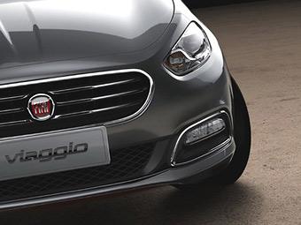 Появились тизеры китайской версии седана Dodge Dart