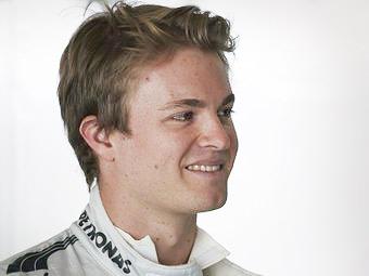 Нико Росберг одержал первую победу в Формуле-1