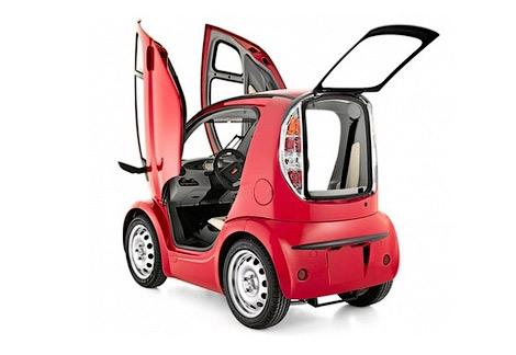 Компакт-кар будут продавать в Италии по цене от 7 тысяч евро