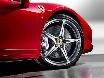 СМИ рассекретили гибридную силовую установку Ferrari