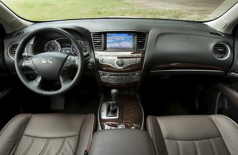 В рейтинг вошли модели Hyundai, Chrysler, Infiniti и Range Rover. Фото 7