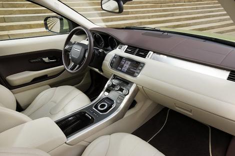 В рейтинг вошли модели Hyundai, Chrysler, Infiniti и Range Rover. Фото 8