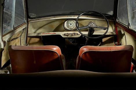 На аукцион выставили старейший в мире неотреставрированный MINI. Фото 2