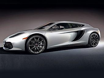McLaren разработает суперуниверсал