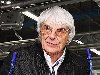 Экклстоун решил приблизить Формулу-1 к теннису