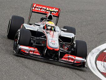 Первая тренировка Формулы-1 в Бахрейне завершилась без происшествий