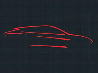 Появился первый тизер внедорожника Lamborghini