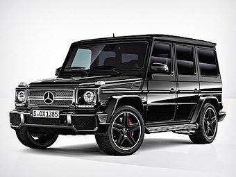Mercedes-Benz рассекретил внешность G-Class с битурбо мотором V12