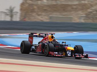 Феттель впервые выиграл квалификацию в новом сезоне Формулы-1