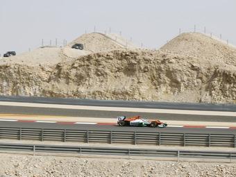 Телевизионщики проигнорировали болиды Force India в квалификации