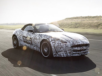 Jaguar рассказал о трех новых двигателях
