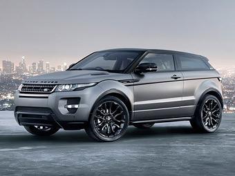 Виктория Бэкхем разработала спецверсию Range Rover Evoque